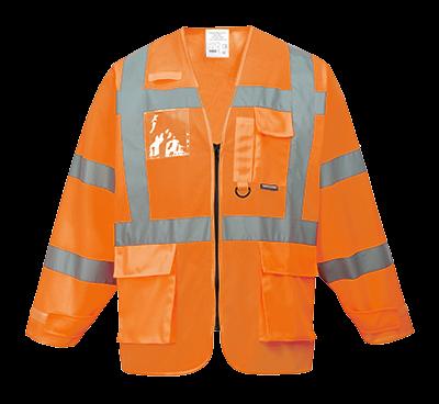 Bluza robocza odblaskowa S475 Portwest