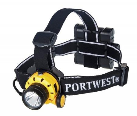 Latarka czołowa PA64 Portwest