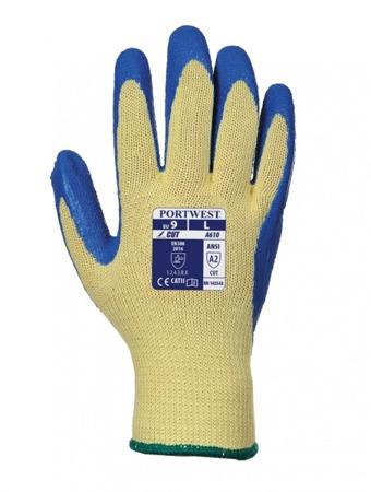 Rękawice antyprzecięciowe lateksowe poziom 3 A610 Portwest