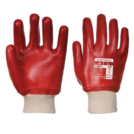 Rękawice robocze powleczone A400 Portwest