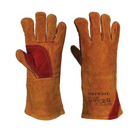 Rękawice robocze spawalnicze A530 Portwest