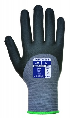 Rękawice robocze super lekkie DermaFlex Ultra+ A353 Portwest