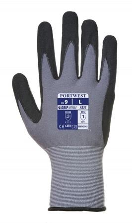 Rękawice robocze super lekkie DermiFlex Plus A351 Portwest