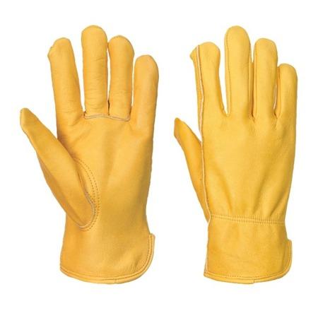 Rękawice robocze wykonane ze skóry licowej A270 Portwest