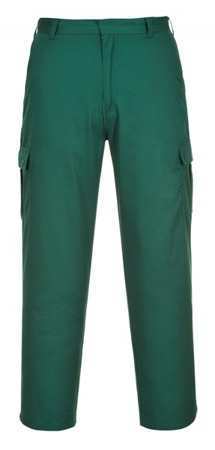 Spodnie robocze ochroniarskie firmowe bojówki C701 Portwest
