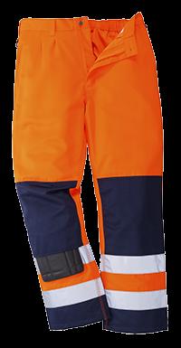 Spodnie robocze odblaskowe TX71 Portwest